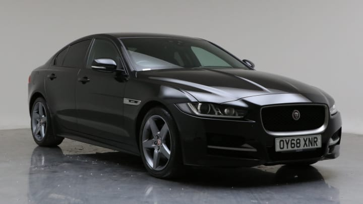 2018 Used Jaguar XE 2L R-Sport d