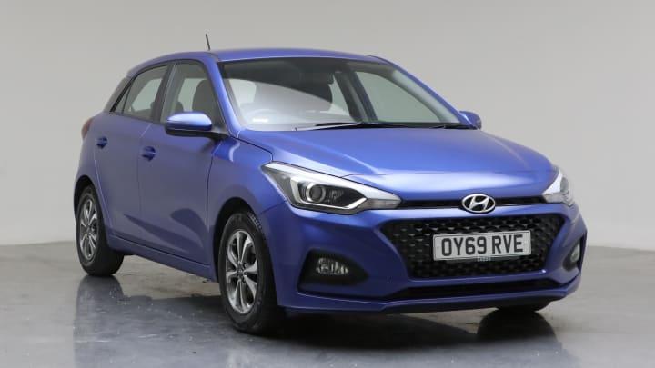2019 Used Hyundai i20 1L SE T-GDi
