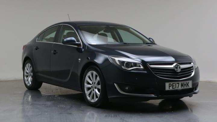 2017 Used Vauxhall Insignia 1.6L Elite ecoFLEX CDTi