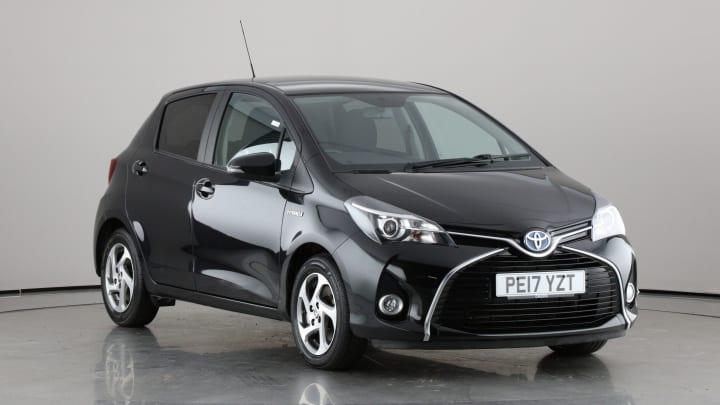 2017 Used Toyota Yaris 1.5L Icon VVT-h