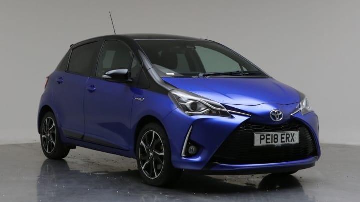 2018 Used Toyota Yaris 1.5L VVT-h
