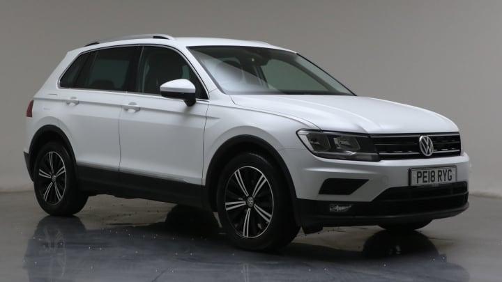 2018 Used Volkswagen Tiguan 1.4L SE Navigation TSI