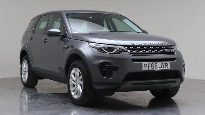 2016 Used Land Rover Discovery Sport 2L SE TD4