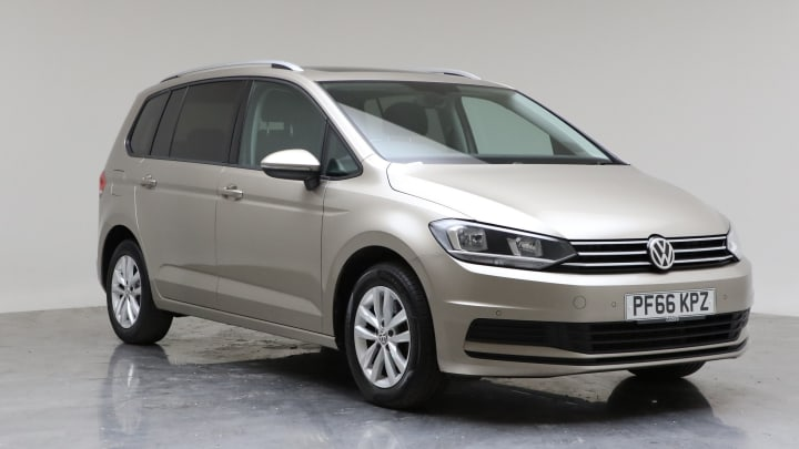 2016 Used Volkswagen Touran 1.6L SE Family BlueMotion Tech TDI
