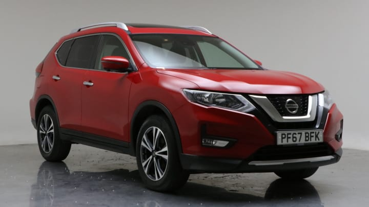 2018 Used Nissan X-Trail 1.6L N-Connecta DIG-T