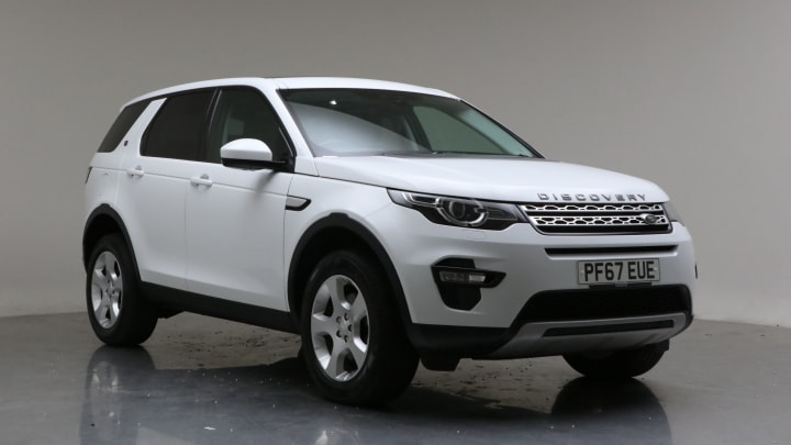 2018 Used Land Rover Discovery Sport 2L HSE eD4