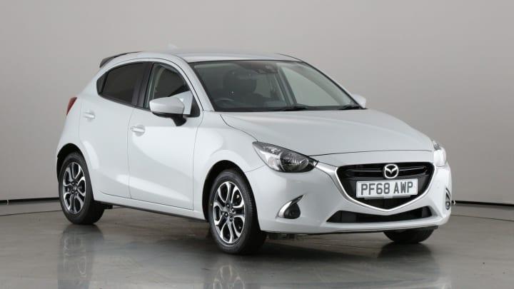2018 Used Mazda Mazda2 1.5L Sport Nav+ SKYACTIV-G