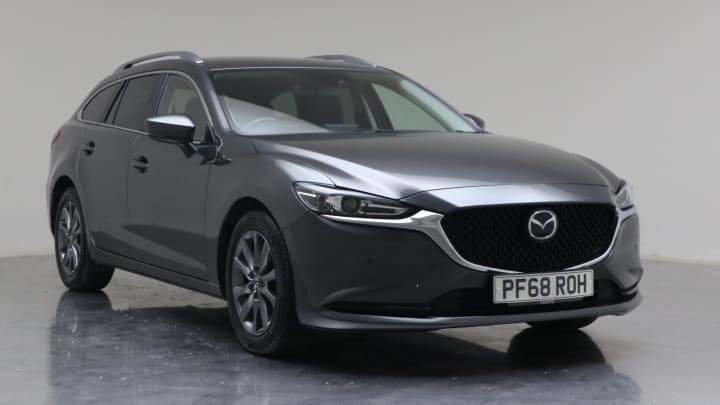 2019 Used Mazda Mazda6 2.2L SE-L Lux Nav+ SKYACTIV-D