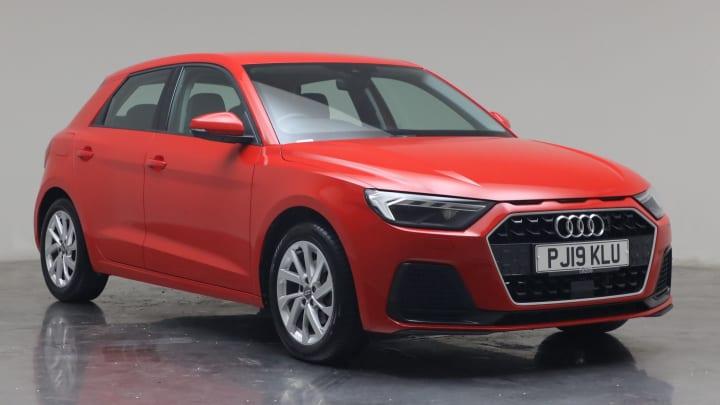 2019 Used Audi A1 1.5L Sport TFSI