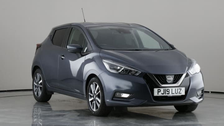 2019 Used Nissan Micra 0.9L N-Connecta IG-T