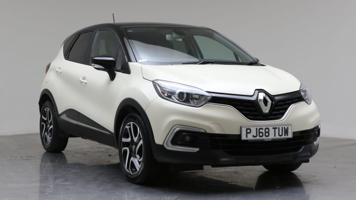 2019 Used Renault Captur 1.5L Iconic dCi