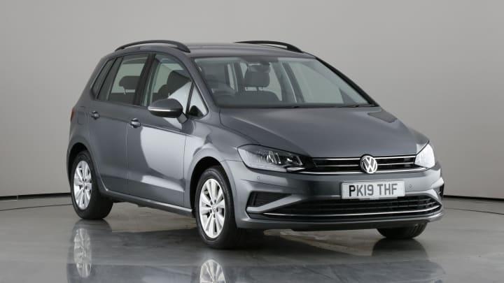 2019 Used Volkswagen Golf SV 1.5L SE TSI EVO