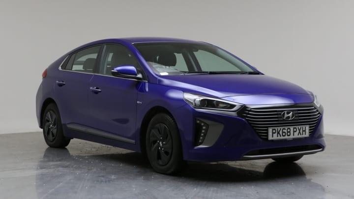 2018 Used Hyundai Ioniq 1.6L Premium SE h-GDi