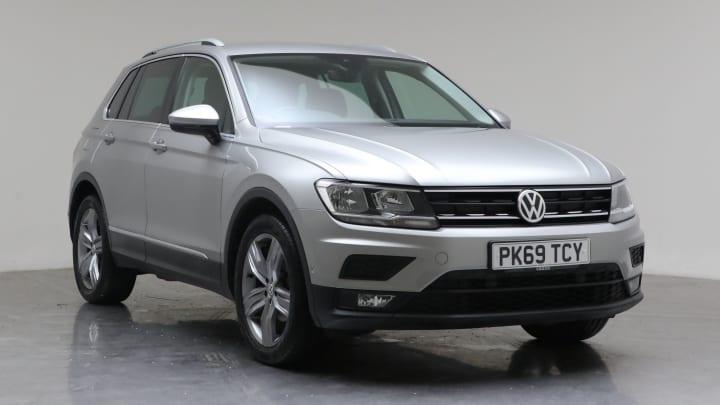 2019 Used Volkswagen Tiguan 2L Match TDI