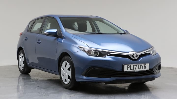 2017 Used Toyota Auris 1.3L Active Dual VVT-i