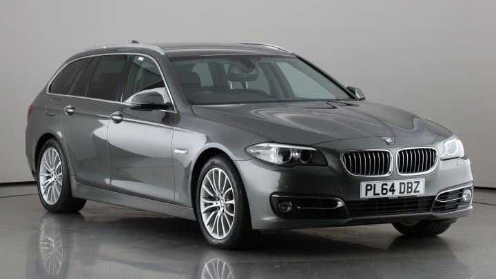 2014 Used BMW 5 Series 2L Luxury 525d