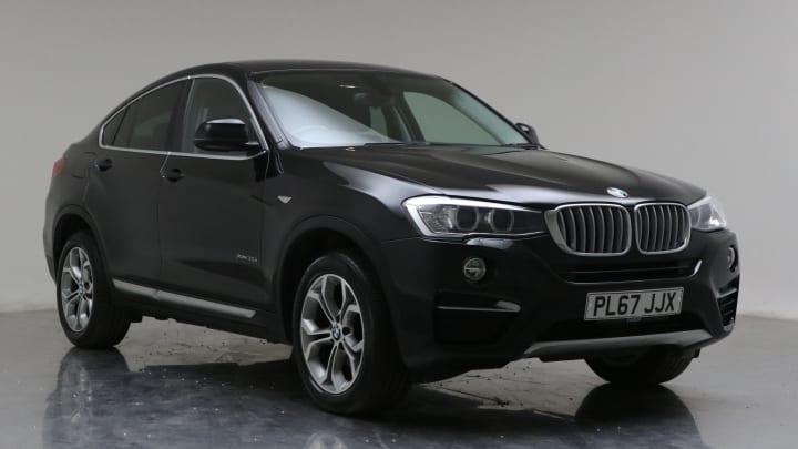 2018 Used BMW X4 3L xLine 30d