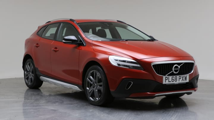 2019 Used Volvo V40 Cross Country 1.5L Pro T3