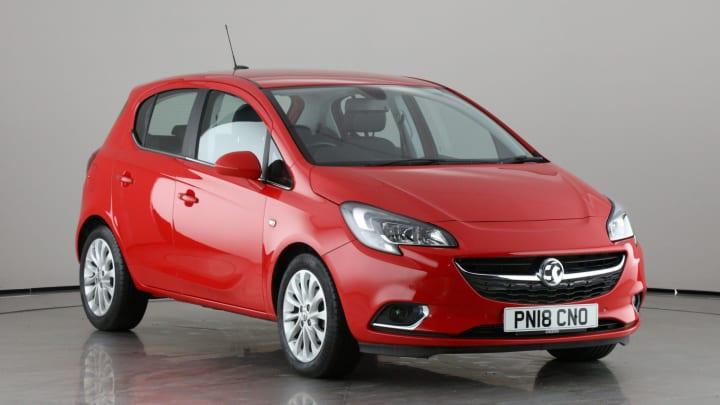 2018 Used Vauxhall Corsa 1.4L SE i