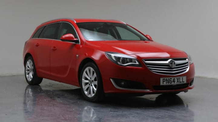 2014 Used Vauxhall Insignia 2L Elite Nav CDTi