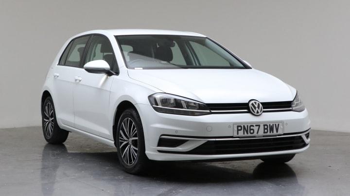 2017 Used Volkswagen Golf 1.4L SE Nav BlueMotion Tech TSI