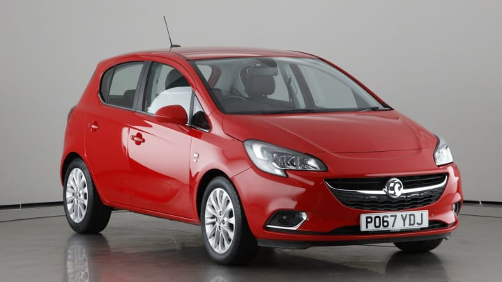 2017 used Vauxhall Corsa 1.4L SE ecoTEC i