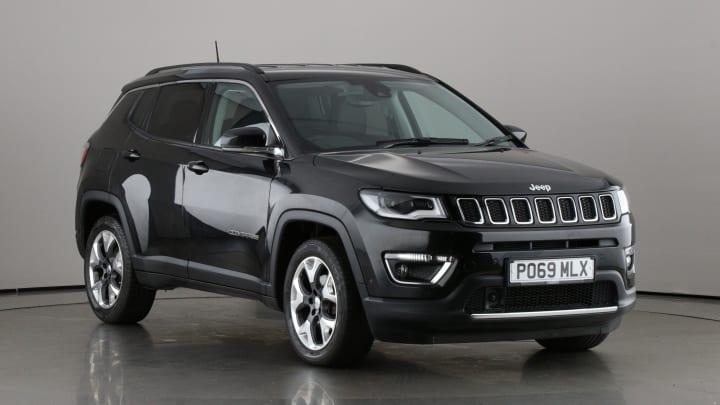 2019 Used Jeep Compass 1.6L Limited MultiJetII