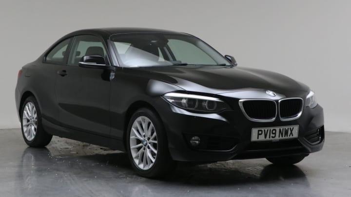 2019 Used BMW 2 Series 1.5L SE 218i