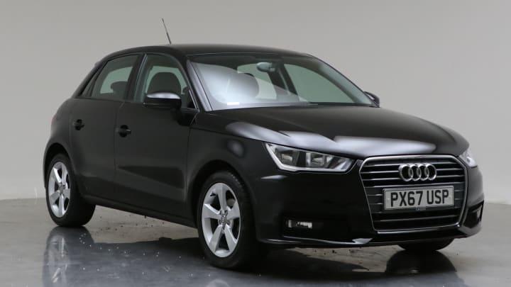 2017 Used Audi A1 1L Sport TFSI