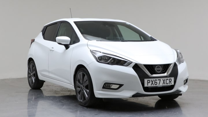 2017 Used Nissan Micra 0.9L Tekna IG-T