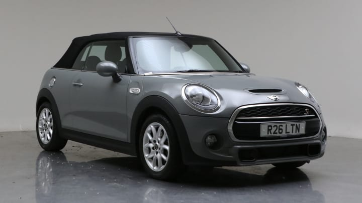 2017 Used Mini Convertible 2L Cooper S