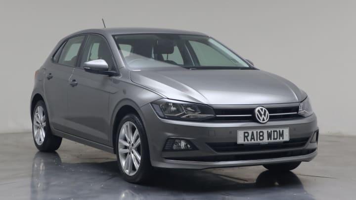 2018 Used Volkswagen Polo 1L SEL TSI