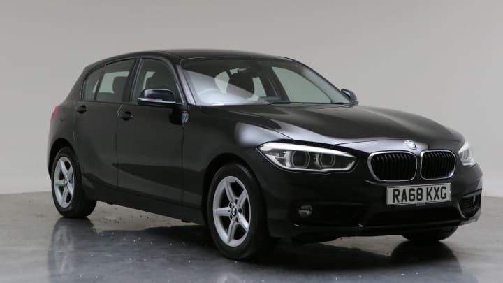 2018 Used BMW 1 Series 1.5L SE Business 118i