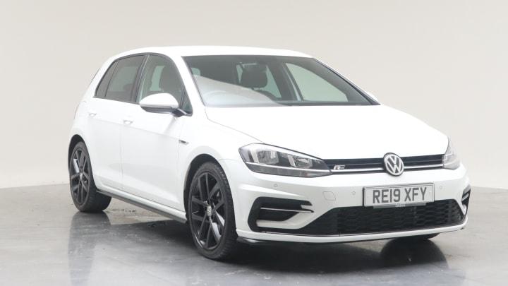 2019 Used Volkswagen Golf 1.5L R-Line TSI EVO