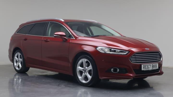 2017 Used Ford Mondeo 2L Titanium TDCi