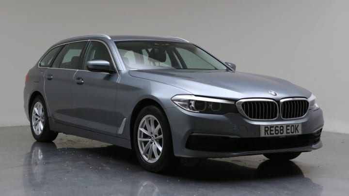 2018 Used BMW 5 Series 2L SE 520d