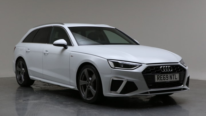 2019 Used Audi A4 Avant 2L S line TFSI
