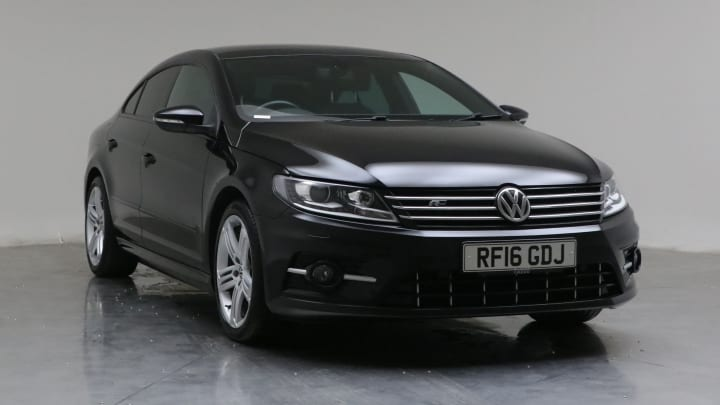 2016 Used Volkswagen CC 2L R-Line BlueMotion Tech TDI