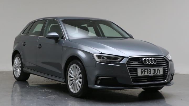 2018 Used Audi A3 1.4L e-tron TFSI