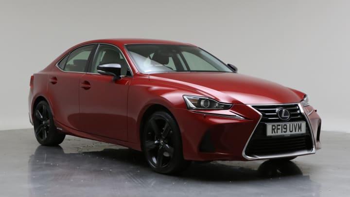 2019 Used Lexus IS 300h 2.5L SPORT