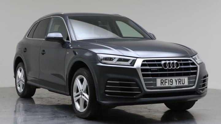 2019 Used Audi Q5 2L S line TDI