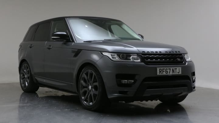 2018 Used Land Rover Range Rover Sport 3L Autobiography Dynamic SD V6
