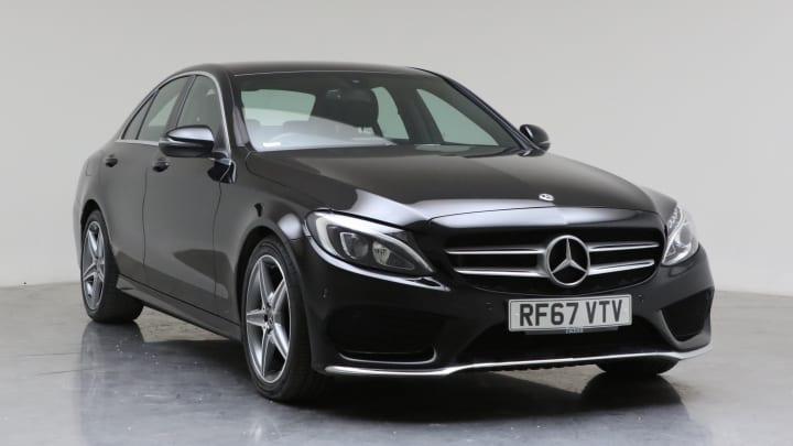 2018 Used Mercedes-Benz C Class 2.1L AMG Line C250d