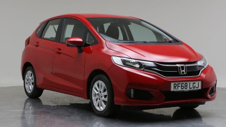 2019 Used Honda Jazz 1.3L SE Navi i-VTEC