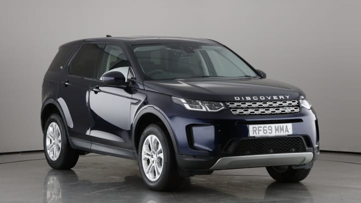 2020 Used Land Rover Discovery Sport 2L S D150