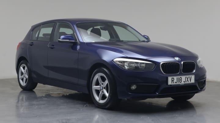 2018 Used BMW 1 Series 1.5L SE 116d