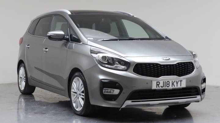 2018 Used Kia Carens 1.7L 4 CRDi