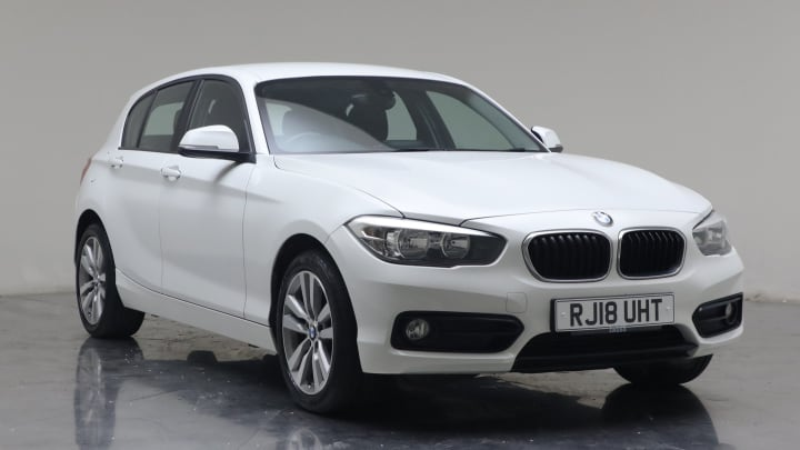 2018 Used BMW 1 Series 1.5L Sport 116d