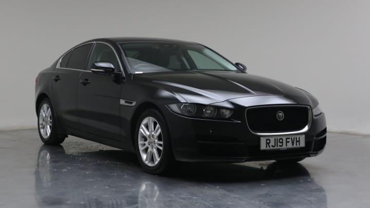 2019 Used Jaguar XE 2L Prestige d
