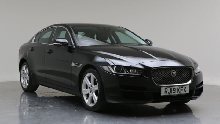 2019 Used Jaguar XE 2L Portfolio i